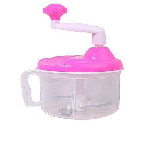 Manual/Hand Blender & Food Processor - Pink