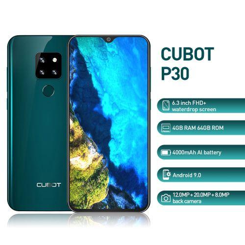 Cubot P30