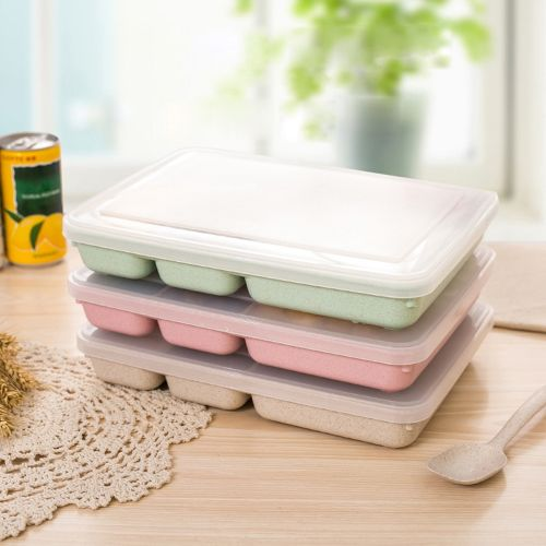 Lunch Box Food Fruit Storage Sealed Container