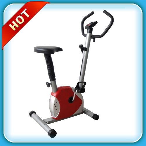 German Exercise Magnectic Bike With Adjuster And Lcd Display