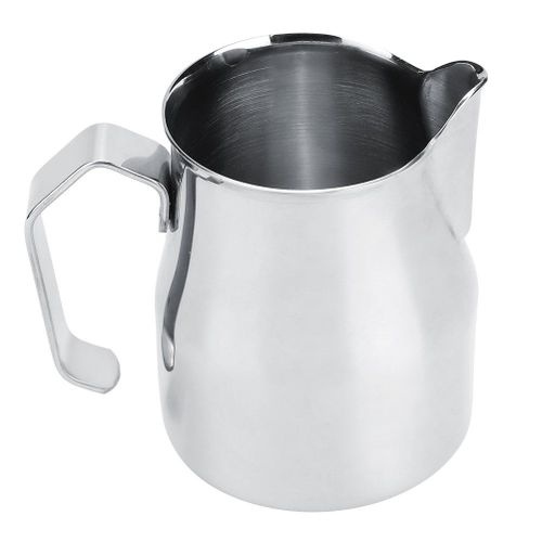 350ml Stainless Steel Milk Frothing Jug Cup Coffee Milk Pitcher Jug For Latte Art