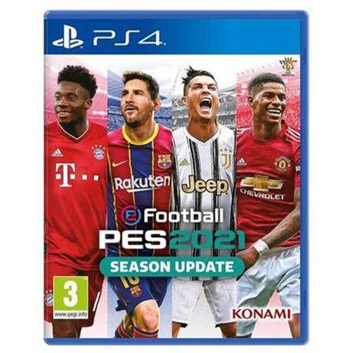 Pes 2021 Ps4 - Pro Evolution Soccer 2021 Ps4