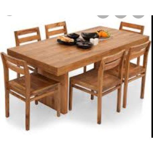 6 Seaters Dinning Set