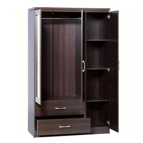 Lovely 3 Doors Wardrobe Only Lagos)