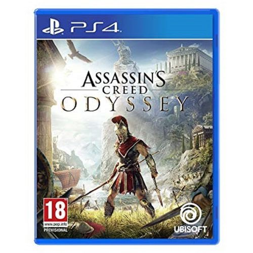 PS4 Assassin's Creed Odyssey Playstation 4