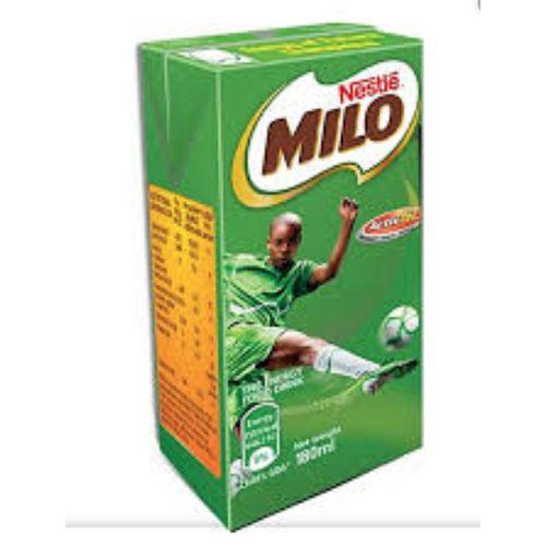 Milo Energy Rtd Drink 180ml X 27