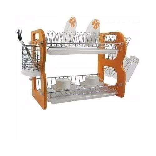 Plate Rack-16 Inches Plate Drainer
