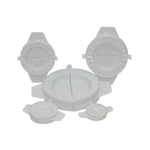 Meatpie Cutter And Shaper - 5 Pieces Set
