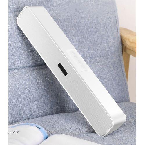 Wireless Soundbar Speaker For TV, 3.5mm Aux, TF Input