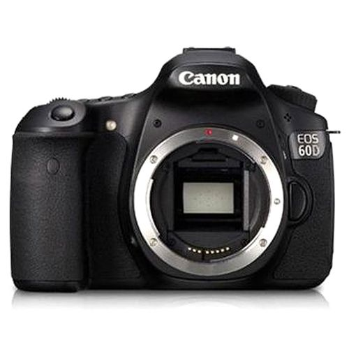 Canon EOS 60D DSLR Professional Camera + 18 - 135MM Lens