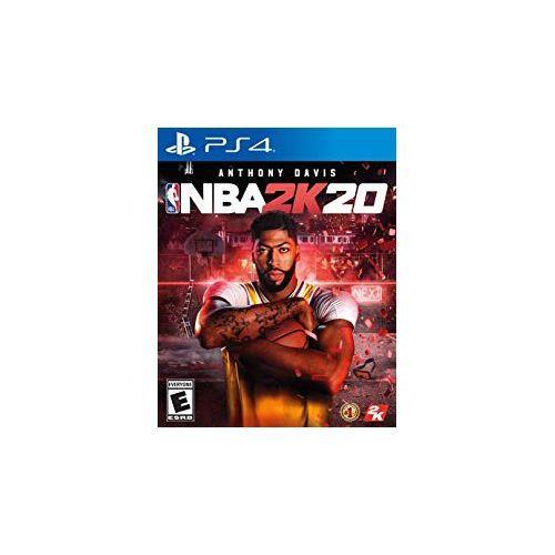 PS4 NBA2K20 -NBA 2K20 PLAYSTATION 4