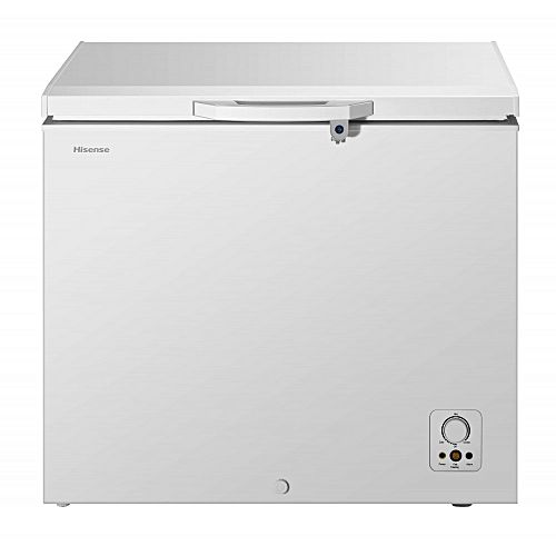 Chest Freezer - H260CF - Silver