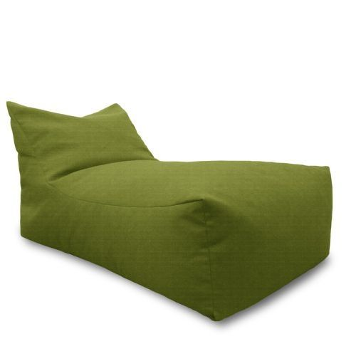 Bean Bag Lounger - Lime Green (Delivery To Lagos Only)