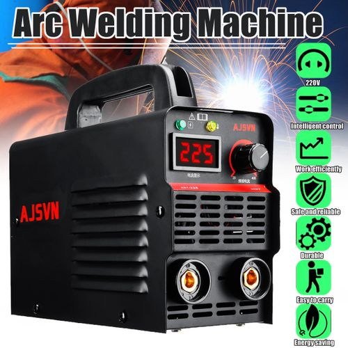 220V 225A Digital Electric Welding Machine DC IGBT Inverter MMA ARC Stick Welder