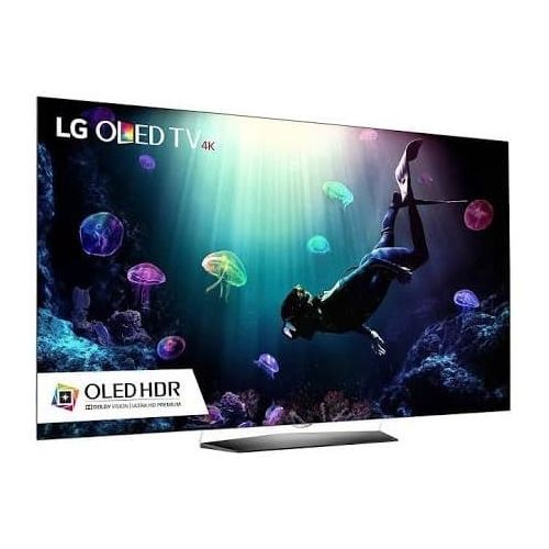 """77"""" 4K HDR Smart OLED TV With Magic Remote"""