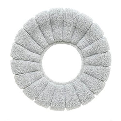 Bathroom Toilet Seat Washable Cushion Insulation Mat