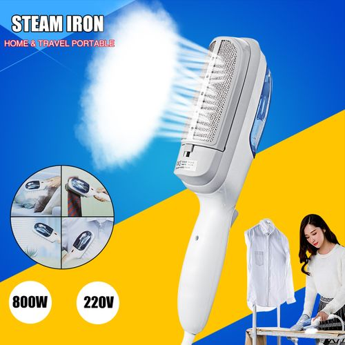 Portable Travel Home Handheld Iron Steam Brush Steamer Clothes Laundry Garment