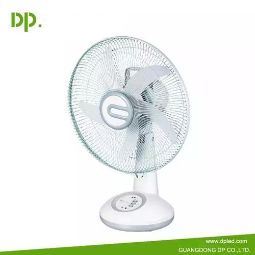 5 Blades Rechargeable Fan With USB