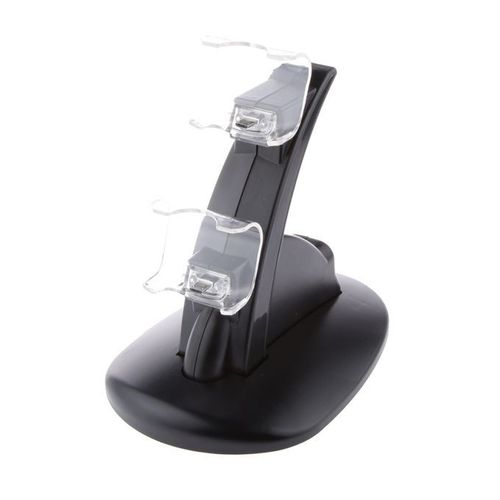 PS4 Controller Charger Dual USB Station Controller Charger