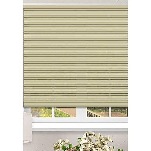 Aluminium Window Blinds (Cream)