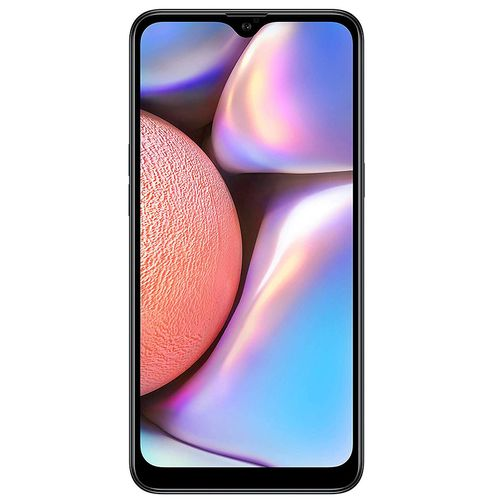 Galaxy A10s 6.2-Inch (2GB,32GB ROM) Android 9.0, (13MP+2MP)+ 8MP Dual SIM 4000mAh 4G LTE Smartphone - Blue (BF19)
