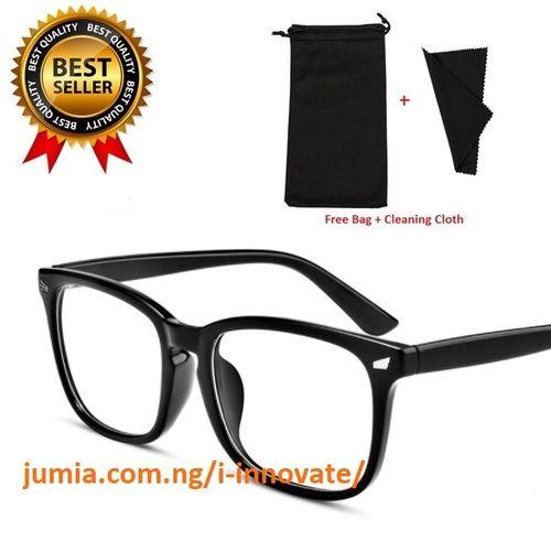 Generic Anti Blue Rays Anti Blue Light Blocking Glasses Anti Eyestrain Eyeglasses Computer Glasses Jumia Nigeria