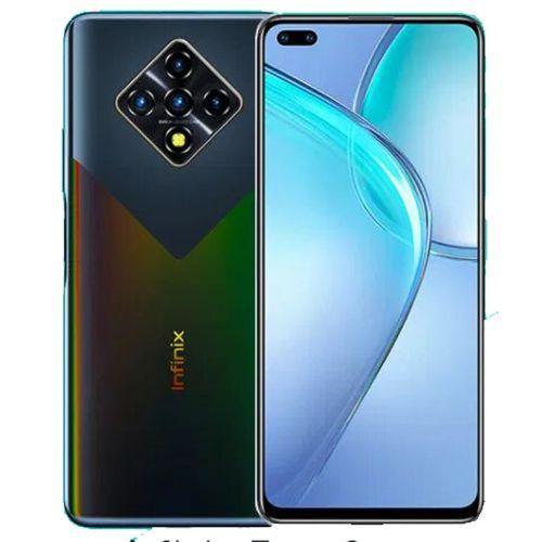"""Zero 8 - 6.85"""" FHD+ (8GB, 128GB ROM) - 4G LTE - Dual Sim - 64/8/2/2MP Quad + 48/8 Dual Selfie - 4500mah - Black Diamond"""