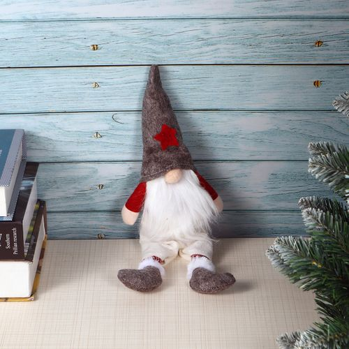 Christmas Faceless Doll Cute Gnome Santa Toy Home Party Shopwindow Xmas Decor