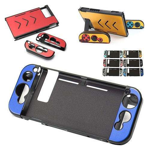 KINCO Portable Protective Aluminum Case For Nintendo-Switch Colors Easy Disassembly Compact Protect Dust Hazards Scratches