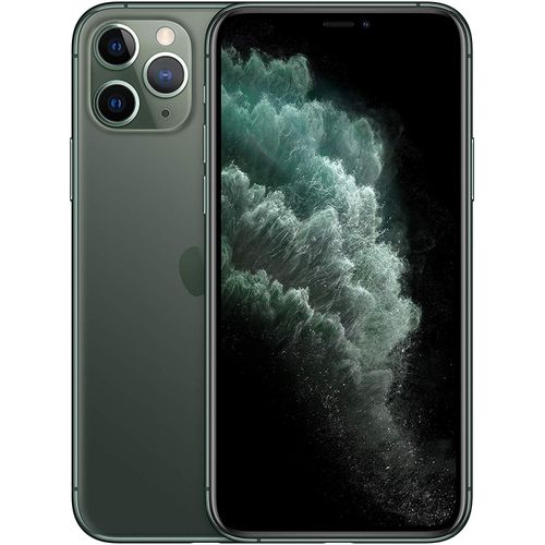 IPhone 11 Pro Max 6.5-Inch Super Retina XDR OLED (4GB RAM, 256GB ROM),iOS 13, (12MP+12MP+12MP)+12MP 4G LTE Smartphone - Space Grey