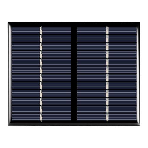 1.5W 12V Polycrystalline Silicon Solar Panel Solar Cell For