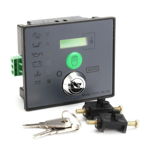 702K-AS-HC Auto Start Generator Controller Board Panel