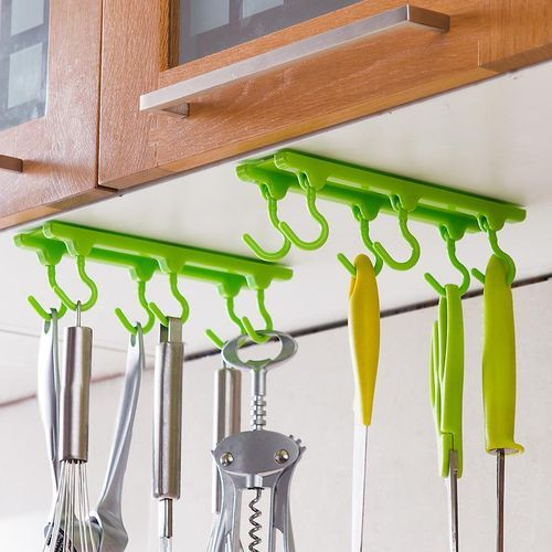 Kitchen Cabinet Wall Strong Sticky Hooks Up