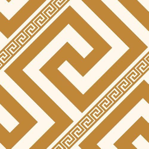 Elegant Gold Pattern Wallpaper