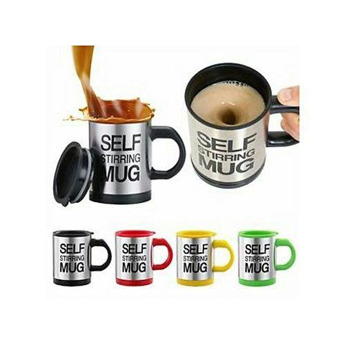 Self Stirring Mug -Tea,Coffee,Hot Chocolate