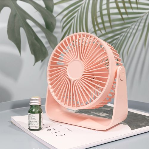 XIAOMI Youpin GF03 FREE USB Desktop Fan Aroma Diffuser 360 Degree Adjustable 30dB Low Noise Aromatherapy Fan For Summer Cooling