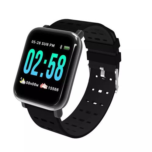 Cool Smart Watch With Heart Rate Monitor Fitness Tracker