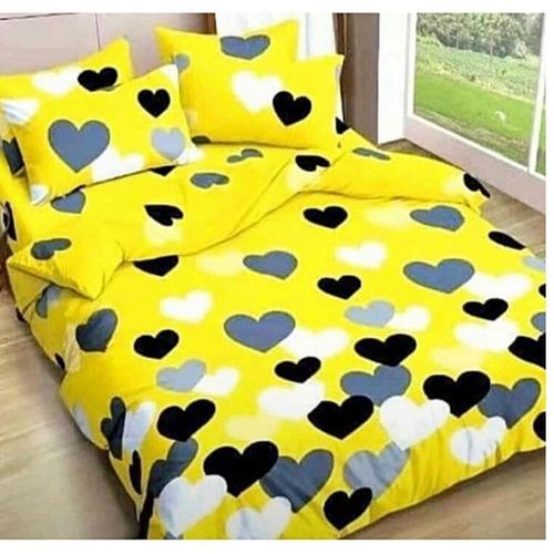 Unique Designed Bedspread/Bedsheet With Pillows