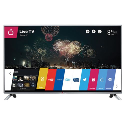 """43""""INCHES FULL HD LED TV- BLACK WITH 2 YEARS WARRANTY PROMO PRICE"""