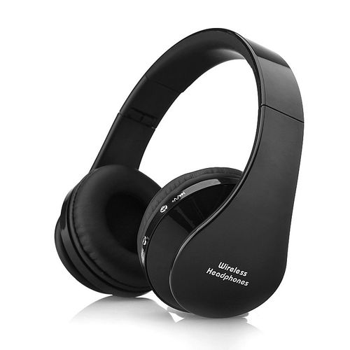 Wireless Bluetooth Headphones Earphone Earbuds Stereo Foldable Handsfree Headset With Mic Microphone 517282 Color-0