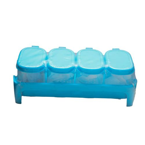 4 PCs Spice Cup Rack