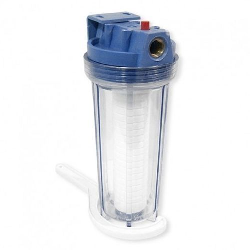Pipe Water Sediments Filter Purifier Treatment Pot Container