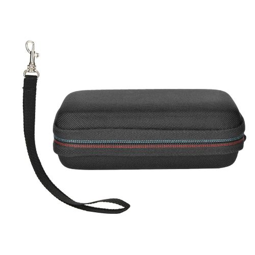 Mini Portable SSD Storage Bag Protective Package Case For Samsung T5 Solid State Disk Black