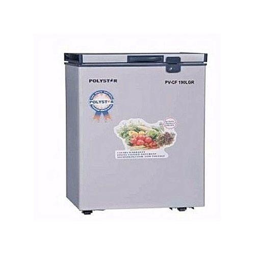 PVCF-190LGR Chest Freezer
