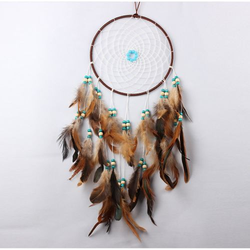 Handmade Dream Catcher Net Home Wall Decorative Hanging Graft Decor Gift