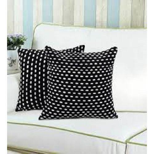Beautiful Polka Dot Throw Pillows - 2 Pieces