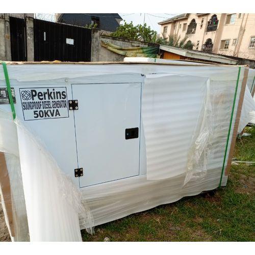 Perkins 50KVA Soundproof Generator