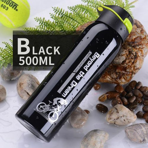 500ML 304 Stainless Steel Water Bottle Drink Vacuum Insulated Sports