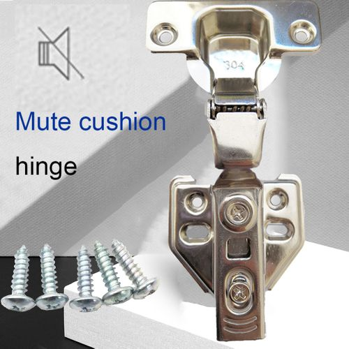 Hydraulic Hinge Overlay For Cabinet Cupboard Soft-Close