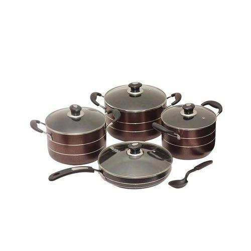 4Pcs Non Stick Cooking Pots